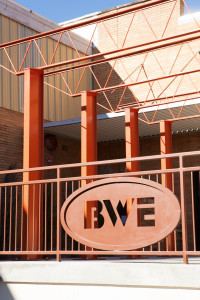 BWE sign